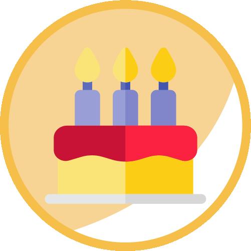Der Geburtstagsbonus