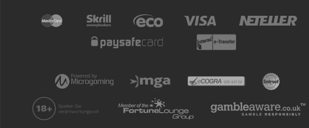 EuroPalace Zahlungsmethoden